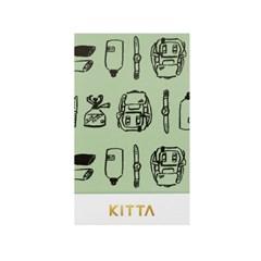 [KITTA] 포켓형 마스킹 테이프_KIT048 캠핑