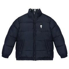 [FW18 NOUNOU] Ghost Reversible Puffer Jacket(Navy)