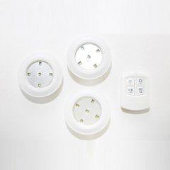 해쉬리빙 LED 톡톡라이트 (무선리모컨 세트)