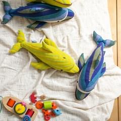 [오리고]바다동물 시리즈 돌고래