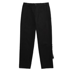 UNION CHINO PANTS - BLACK_(1082162)