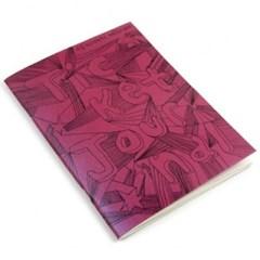 Ticket Journal -Stardream-(ruby)
