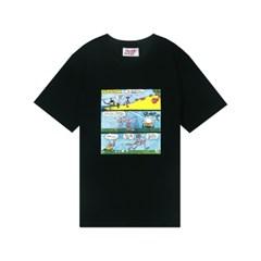 [SS19 Pink Panther] PP Episode T-Shirts(Black)_(673242)