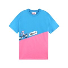 [SS19 Pink Panther] PP Run T-Shirts(Blue)_(673236)