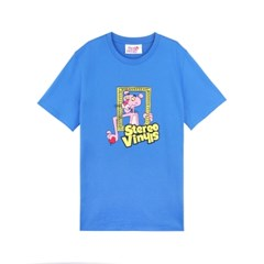 [SS19 Pink Panther] PP Vintage T-Shirts(Blue)_(673233)