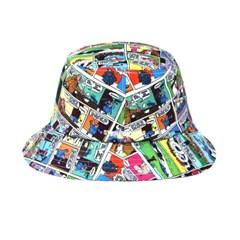 [SS19 Pink Panther] Comics Bucket Hat(Blue)_(673227)
