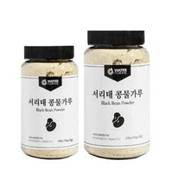 워터포미 서리태콩물가루 곡물 쉐이크