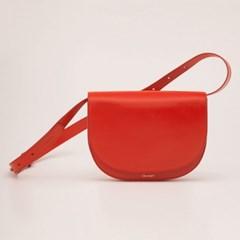 [김나영 착용]엘바테게브 elba mini bag - 베리 레드