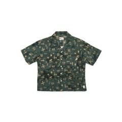 [Matt And Mel x M.Nii] Handcrafted Aloha Shirt_Woman