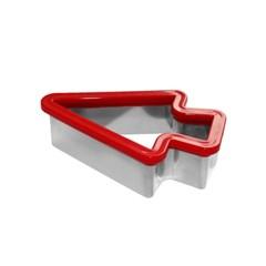 아파트32(APT32) 삼각형 수박 슬라이서/ 수박칼/ 샌드위치 몰드