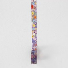 Violet Bouquet Masking Tape