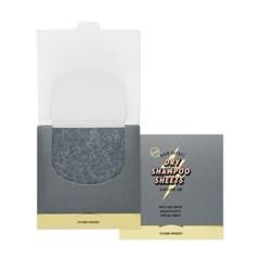 [에뛰드하우스] 헤어 시크릿 드라이 샴푸 시트 30매