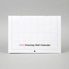 2020 Chachap Wall Calendar