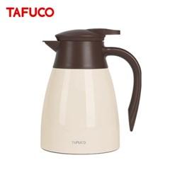 타푸코 스텐 진공 보온보냉 주전자 1.0L / 포트 테이블포트 커피포트