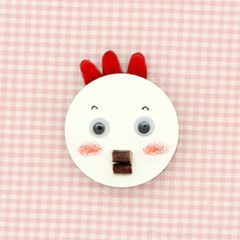 동물친구자석만들기-닭