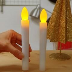 LED 막대 양초 촛불 조명