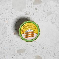 [빌리엔젤] 당근케이크 뱃지
