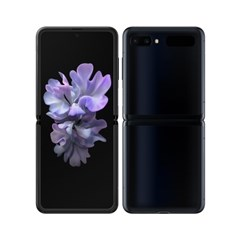 삼성전자 갤럭시 Z플립 256GB 미러 블랙 자급제폰 공기계 새상품