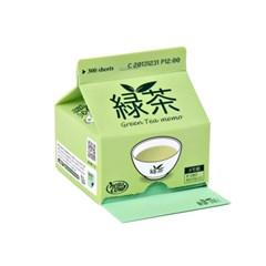 Green Tea Memo