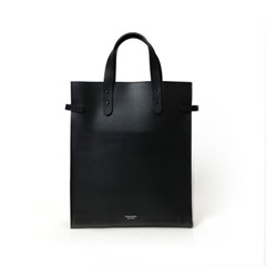 108 VERTICAL TOTE BLACK