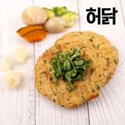 [허닭] 오븐 스테이크 깻잎야채 100g 1팩