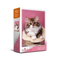 직소퍼즐 150조각 아기 고양이 OM146