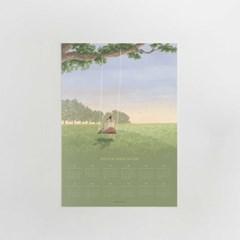 2021 Calendar A2 Poster