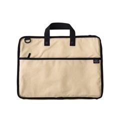 LAPTOP BAG (BEIGE)