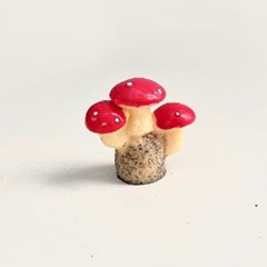 테라리움 꾸미기 왕버섯 악세사리 장식 꾸미기