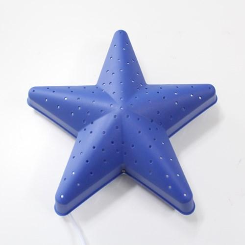 별모양 벽등(블루)