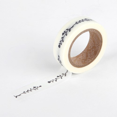 Masking Tape single - 13 wreath