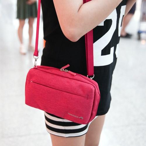 트래블러스 크로스 ver.4_여행시에 간편하게 멜 수 있는 크로스가방