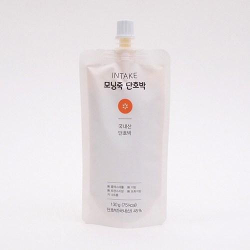 간편한 아침 '모닝죽'3주 패키지(단호박/고구마/단팥)130g*21개입