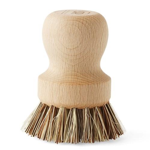 레데커 냄비 청소용 브러쉬 6.5cm