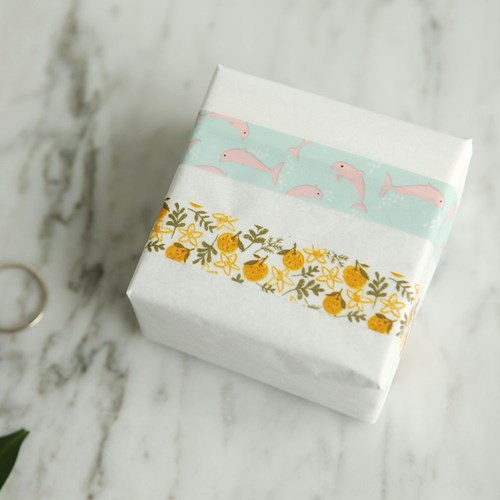 Masking Tape single - 26 Tangerine