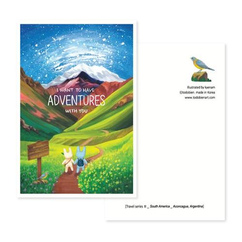 여행엽서세트3_[Travel series3]South America