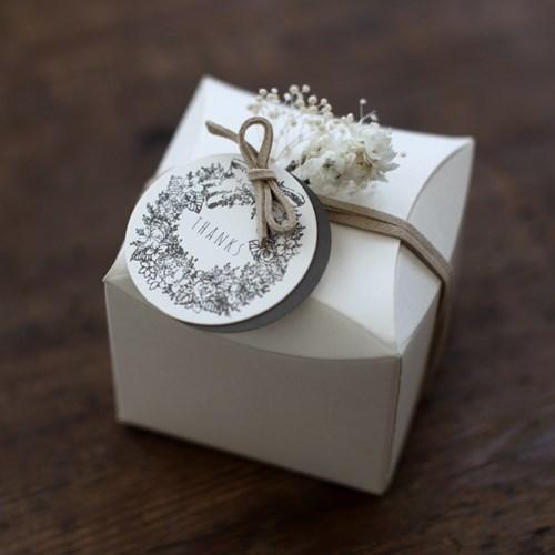 디비디 메세지 테그 - Wreath