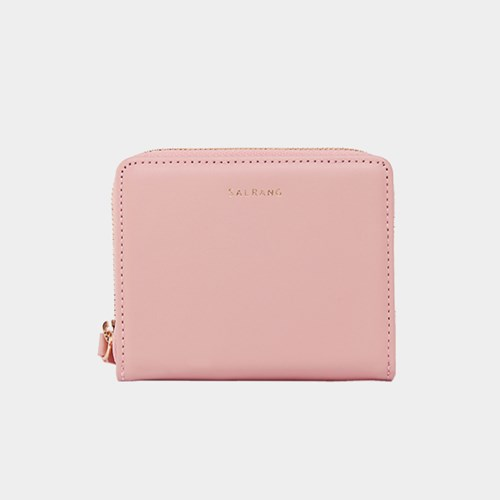 [태슬증정][4/24 출고]Dijon 301 Layer ZIpper Wallet light pink