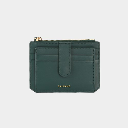 [태슬증정][살랑]Dijon 301S Flap Card Wallet olive green