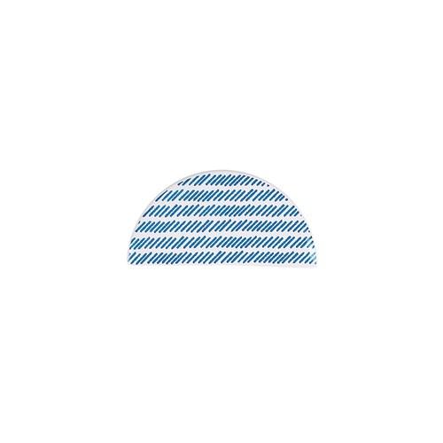 Ocean blue shower choprest