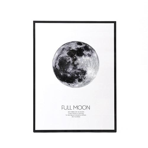 갤러리 테이블 보름달 (S/L 택1)