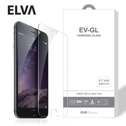 엘바 EV-GL 아이폰7/7플러스 액정보호 강화유리 필름
