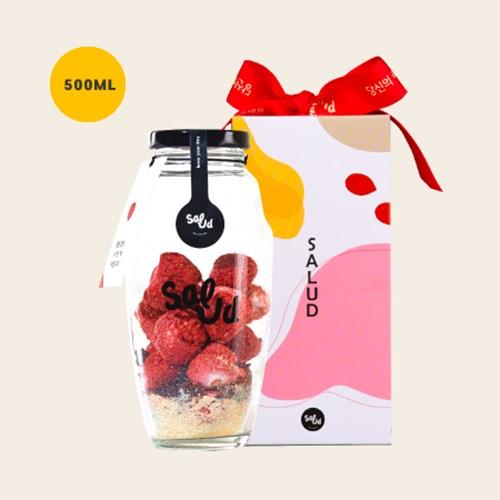 살룻 미니 담금주 키트 4종 (500ml)