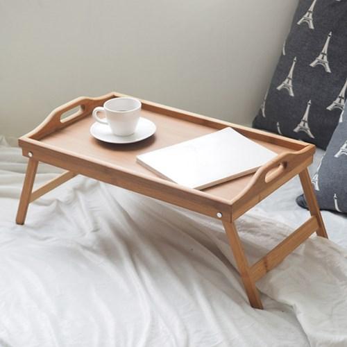 대나무 원목 베드트레이/좌식테이블
