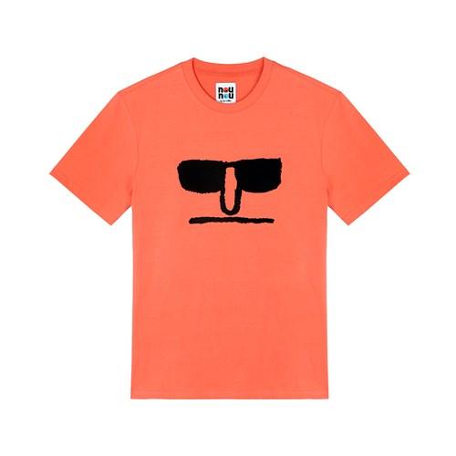 [SS18 NOUNOU] Face S3 T-Shirts(Pink)_(621319)