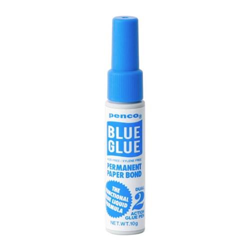 Penco Blue Glue Pen