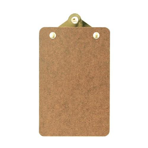 PENCO Clip Board O / S Gold Mini