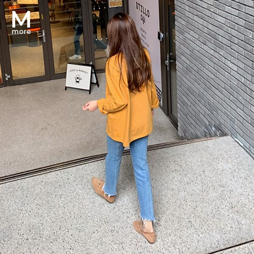 [MADE] 모어 오버핏 코튼티 (6color)