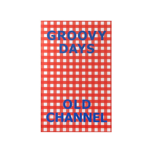 GROOVY DAYS DIARY - Gingham Red