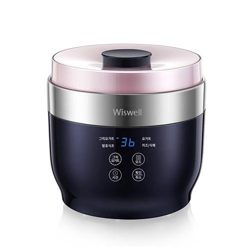 위즈웰 WH5101 디지털 스마트발효기/그릭요거트메이커
